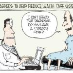 Health Care Cost Increases May Be Slowing . . feature image