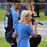 White Country Singer Takes a Knee feature image