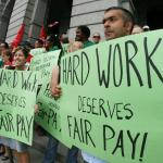 minimum wage campaign feature image