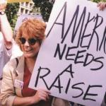 Minimum Wage-A Women's Issue, Raise the Wage feature image