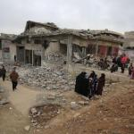 Air strikes on Isis-held Mosul leave 230 dead feature image