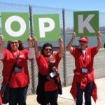 Nurses Join Keystone XL Protest feature image