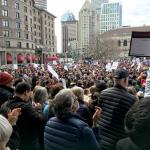 Hundreds Rally for Science at AAAS Meet feature image
