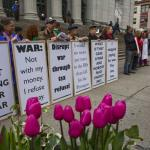 Anti-war Protests on Tax Day feature image