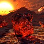 Did Meteorites Create Earth's Tectonic Plates feature image