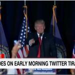 Trump at Night (Dangerous Tweets) feature image