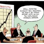 Corporate Profits Way Up, Taxes Way Down feature image