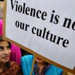 One in three women will be raped or beaten feature image