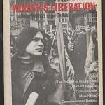cover of Women's Liberation newspaper