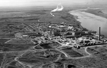 Washington's Hanford Nuclear Reservation facility