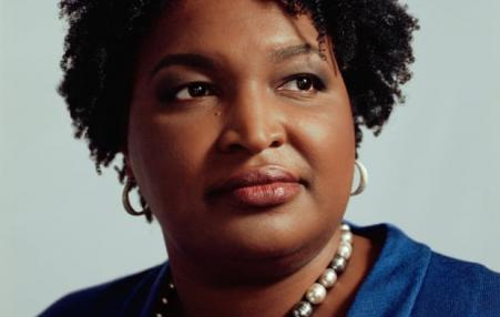 Stacey Abrams, founder of Fair Fight Action.