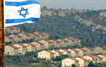 illegal Israeli settlements in West Bank