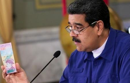 President Maduro speaking