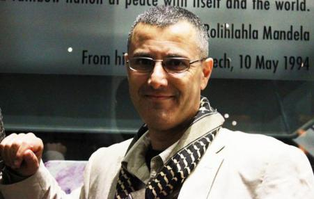 Omar Barghouti, Palestinian human rights leader.