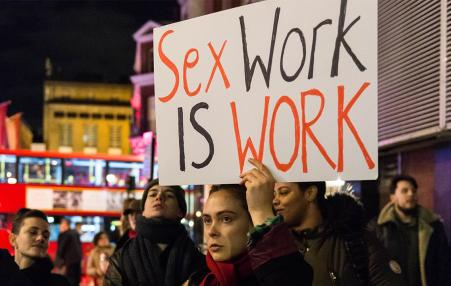 Sex Work is Work.