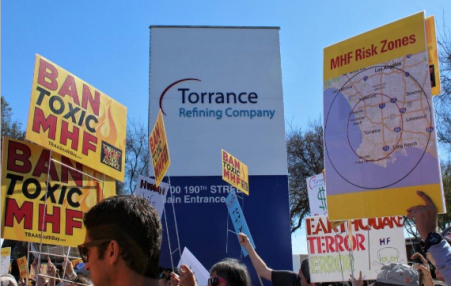 demonstration signs