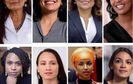 women recently elected to Congress
